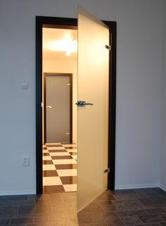 Ukážky realizácií sklenených otváravých dvier na mieru Tall Cabinet Storage, Mirror, Furniture, Home Decor, Decoration Home, Room Decor, Mirrors, Home Furnishings, Home Interior Design