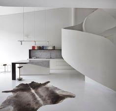 Loft Apartment, West Melbourne, 2013 - Adrian Amore Architects Pty Ltd