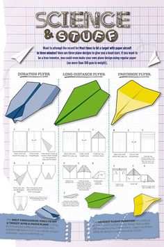 Best Paper Plane, Make A Paper Airplane, Origami Airplane, Airplane Activities, Indoor Activities For Kids, Fly Paper, Cardboard Paper, Origami Pig, Origami Paper
