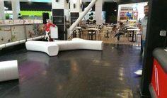 Braila Mall shopping mall Romania  #foodcourt #shoppingmall #contractfurniture #bdscontrcat