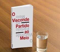 Trabalho Acadêmico: Redesign editorial do livro O Visconde Partido ao Meio (Designer: Douglas Junior) Link da publicação online: http://issuu.com/silvadesigner/docs/livro