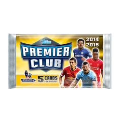 Topps Premier Club 2015 Trading Cards Sealed box 50 packs Presale Trading Cards, Seal, 50th, Packing, Club, Baseball Cards, Box, Sports, Bag Packaging