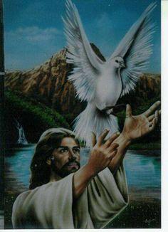 Jesús y el Espíritu Santo