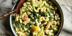 Freshen up your pasta repertoire with these citrus-y noodles.