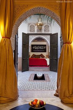 Redouane Lahloul — Marrakech and Riad Farnatchi Morocco