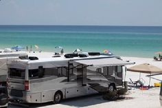 Destin FL.... Camping on the Gulf RV Park...gotta go there!