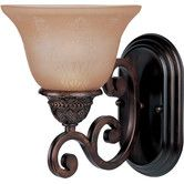 Found it at Wayfair - Symphony 1-Light Wall Sconce