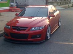 Mazdaspeed 6, Mazda6, Car Stuff, Hot Cars, Car Pictures, Cars And Motorcycles, Race Cars, Nissan, Honda