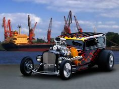 :: Speed Hunters :: www.aee-iberia.es Hot Rod