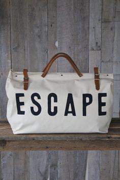 ESCAPE travel bag