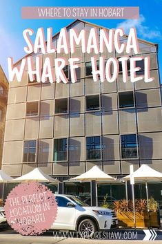 If you're looking for where to stay in Hobart on your visit, here's why you need to stay at Salamanca Wharf Hotel, perfectly located in the heart of Hobart. Croatia Travel, Thailand Travel, Bangkok Thailand, Italy Travel, Australia Travel Guide, Travel Tips, Travel Guides, Travel Packing, Budget Travel