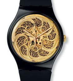 Swatch Lookseasy de Joana Vasconcelos : la première Swatch faite main