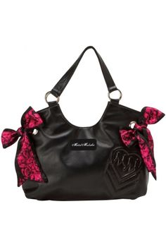 Metal Mulisha Hello Lover Handbag
