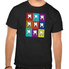 Dentist Popart Gifts T Shirt, Hoodie Sweatshirt