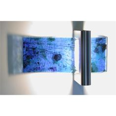 Adagio Sconce Light by Adagio Art Glass on HomePortfolio