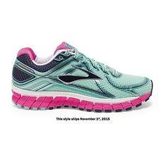 990bc7fda8b Womens Brooks Adrenaline GTS 16 Running Shoe  FootSoakForCalluses Brooks  Running Shoes
