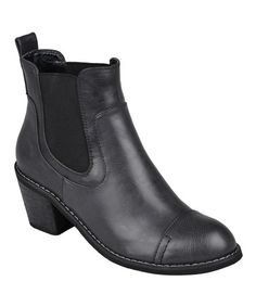 Love this Black Rome Ankle Boot on #zulily! #zulilyfinds