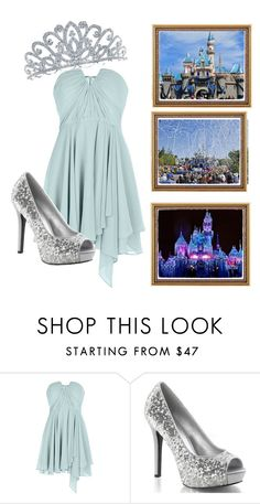 """Disney princess"" by lucy164 ❤ liked on Polyvore featuring Mode, Bling Jewelry, Disney, women's clothing, women, female, woman, misses und juniors"