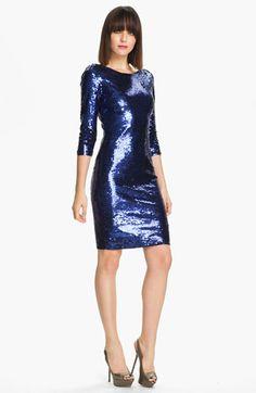 Alice + Olivia 'Karmel' Sequin Dress