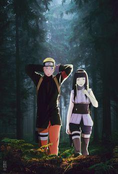 So cute 😍 Naruhina Naruto & Hinata Naruto Uzumaki Shippuden, Naruto Shippuden Sasuke, Naruto Kakashi, Naruto Comic, Naruto Cute, Gaara, Shikamaru, Hinata Hyuga, Wallpapers Naruto