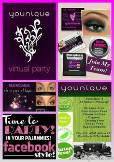 Host your own party today and start earning FREE products.