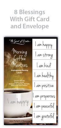 Morning Coffee Mantras