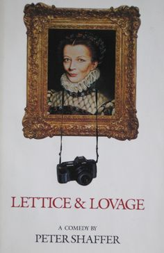 LETTICE AND LOVAGE  Lettice  1990 New York City