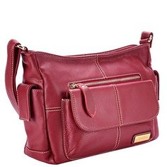 New Trending Make Up Bags: aretha 141101-R Genuine Cowhide Leather Women Cross Body Shoulder Handbag Red. aretha 141101-R Genuine Cowhide Leather Women Cross Body Shoulder Handbag Red   Special Offer: $68.00      366 Reviews Product Features: This hang bag is lovely,classy,and feminine.The color is stylish and trendy, perfect for any ensemble and any season.It's made from genuine leather...