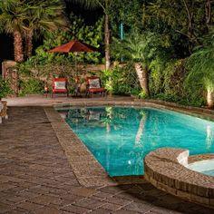 Hillside pool pools pinterest pools and html for Pool design hillside