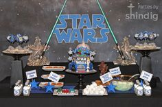Party Frosting: StarWars