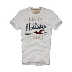 US AF Abercrombie   Fitch HCO Hollister Surfer Sport Men T-shirt Fashion  Shopee Guarantee ac491ba833faa