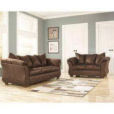 Café living room set FSD-1109SET-CAF-GG