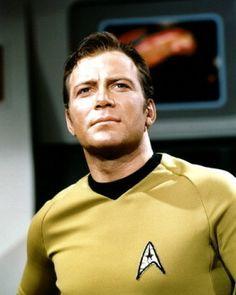William Shatner in Star Trek Art Print