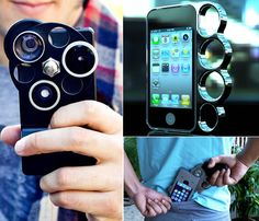 wierd phone cases | 13 Cool and Unusual iPhone 4 and 4S Cases – DesignSwan.com