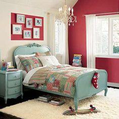 PB Teen Bedroom