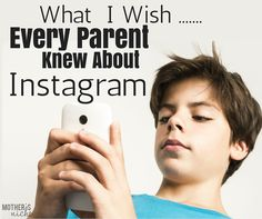 As a blogger who uses all forms of social media, the dangers of Instagram have surprised me the most