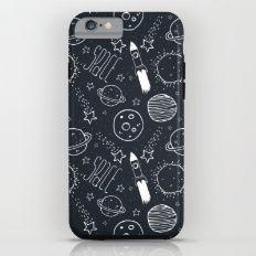 Space Doodles iPhone 6s Tough Case