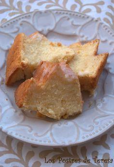 Bundt Cake de Limón y Almendras o el Bizcocho Perfecto de Limónostres de Teresa