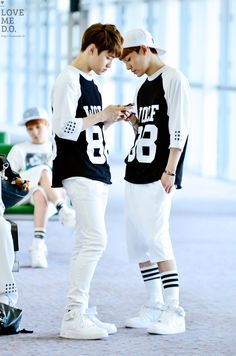 let me get them digits (D.O. & Chen)