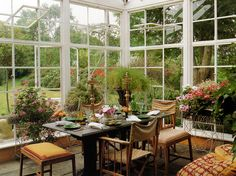 Beautiful Conservatory   Eastlake Victorian   Flickr