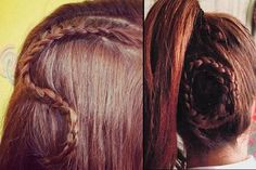 10 Surprisingly Easy And Chic Hairstyles Of Alia Bhatt You Should Definitely Try Side Ponytails, Side Braid Hairstyles, Chic Hairstyles, Alia Bhatt, Heart Braid, Bollywood Hairstyles, Androgynous Look, Messy Braids, Hair Game