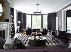 The King of Glamour strikes again. Yet another impeccably curated space that is sophisticated t...