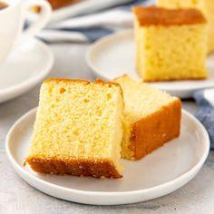 Sri Lankan Butter Cake Recipe, Easy Butter Cake Recipe, Delicious Desserts, Dessert Recipes, Yummy Food, Baking Recipes Uk, Cooking Recipes, Artisan Ice Cream, Perfect Chocolate Cake