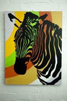 ZEBRA - COLOUR Colour, Artwork, Collection, Color, Work Of Art, Auguste Rodin Artwork, Artworks, Colors, Illustrators