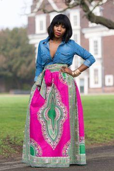 Image of NEW Xuan Skirt