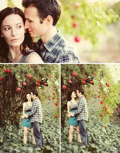 A Lovely Vintage-Inspired Engagement Session