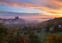 Photo In the Prague Heaven by Michal Vitásek on 500px