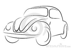 Car Volkswagen Beetle Royalty Free Stock Image - Image: 21374756