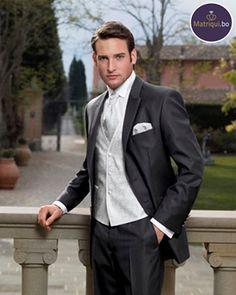 El traje de novio es tan importante como el vestido de la novia! Enterate cuales son tus opciones en este articulo: http://www.matriqui.bo/consejo_proc.asp?Seleccion=17