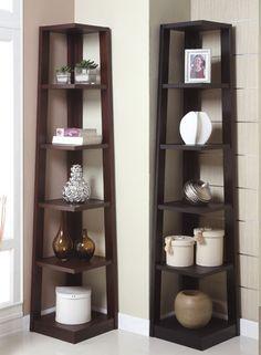 Finally found a corner shelf for the bedroom. #shelf #cornershelf